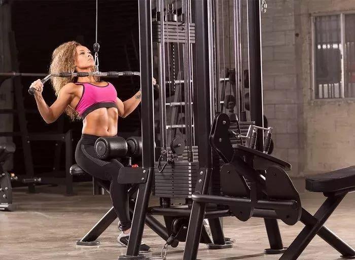 宽背神器:用好这个器械,练出最强的撩人武器!