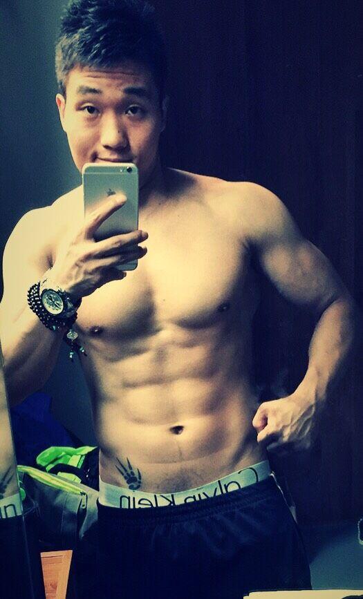王教练的腹肌-澳亚阳光健身学院6周增肌训练营