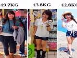 六周瘦身14斤,我也能做网红哦!