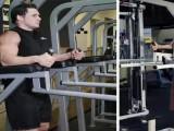 一个最优美最简易的腹肌训练,现实操作中错误百出