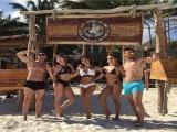 全球最美健身房,满屏都是好肉体!阳光沙滩、肌肉男女...你想去来场艳遇吗?