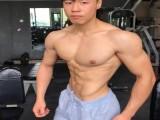 每周要去健身房六次的95后肌肉小哥哥,是山东省青年组冠军