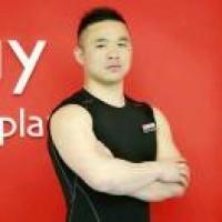 健身规划师李范宾